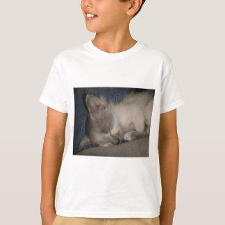 Sleeping Kitten T-Shirt