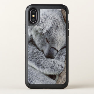 sleeping koala baby2 speck iPhone x case