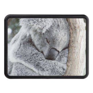 sleeping koala baby2 trailer hitch cover