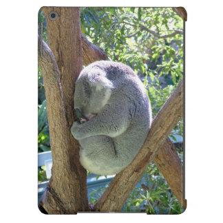 Sleeping Koala Bear iPad Air Cover