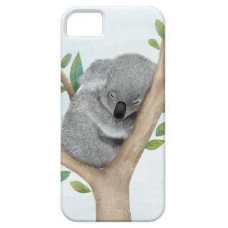 Sleeping Koala Bear iPhone Case iPhone 5 Case