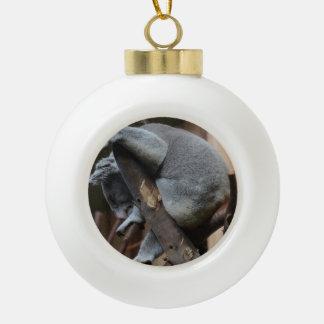 Sleeping Koala Bear Ornaments