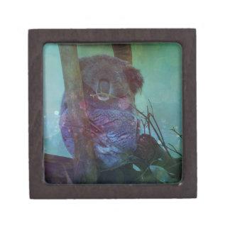 """""""Sleeping Koala"""" Keepsake Box"""