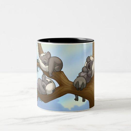 Sleeping Koala Mug
