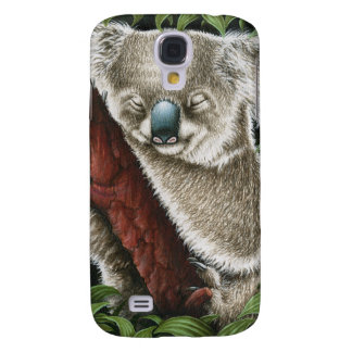 Sleeping Koala Samsung Galaxy S4 Case