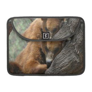 "Sleeping Kodiak Bear 13"" MacBook Sleeve Sleeves For MacBook Pro"