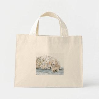 Sleeping Labradoodle Bag