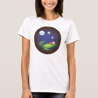 Sleeping Ladybug T-Shirt