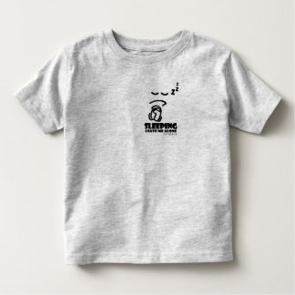 Sleeping, Leave Me Alone - Student T-shirt