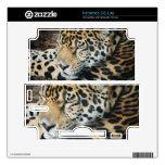 sleeping leopard Nintendo DS Lite console skin DS Lite Decals