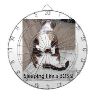 Sleeping like a Boss! Dart Boards