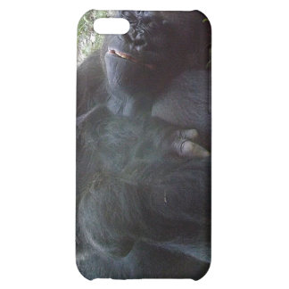 Sleeping Lowland Gorilla Kansas City Zoo iPhone 5C Covers