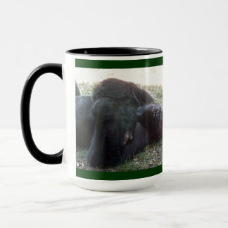Sleeping Lowland Gorilla Kansas City Zoo Mug