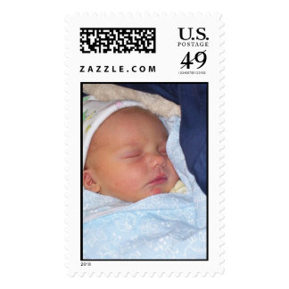Sleeping Lucy Stamp