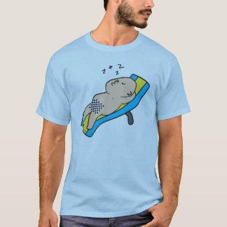 Sleeping man t-shirt