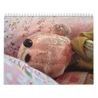 Sleeping Monkey Calendars