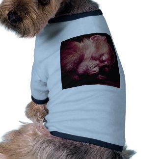 Sleeping Monkey Doggie T-shirt