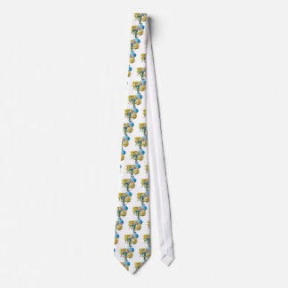 Sleeping Neck Tie