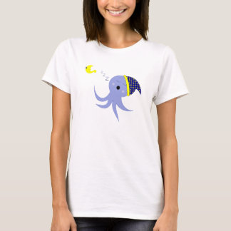 Sleeping Octopus T-Shirt