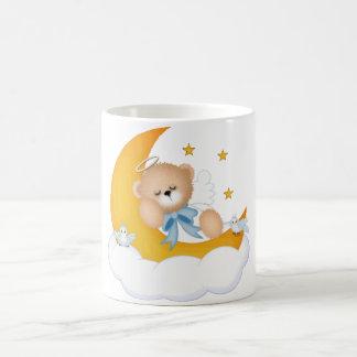 Sleeping on the moon mug
