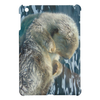 Sleeping Otter Cover For The iPad Mini