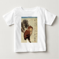 Sleeping Owl Baby T-Shirt