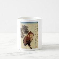 Sleeping Owl Coffee Mug