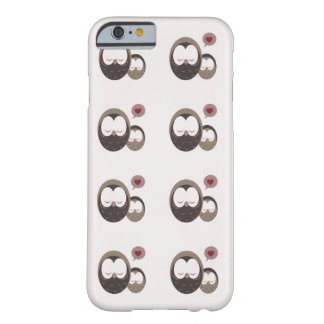 Sleeping Owls Barely There iPhone 6 Case