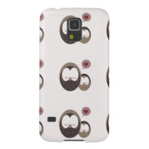 Sleeping Owls Case For Galaxy S5