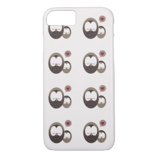 Sleeping Owls iPhone 7 Case
