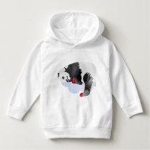 Sleeping Panda Bear Hoodie