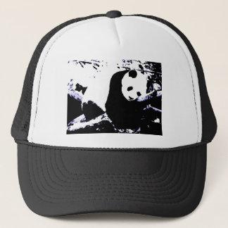 Sleeping Panda Trucker Hat