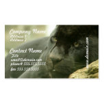 Sleeping Panther Business Cards