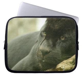 Sleeping Panther  Electronics Bag Computer Sleeve