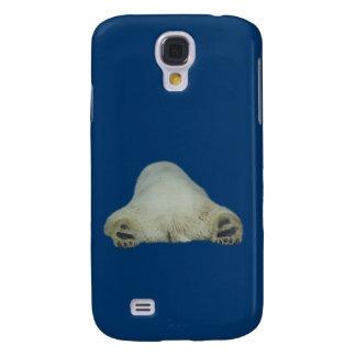 Sleeping Polar Bear Samsung Galaxy S4 Case