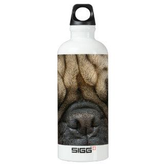Sleeping Pug SIGG Traveler 0.6L Water Bottle