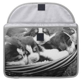 Sleeping Puppies MacBook Pro Sleeve
