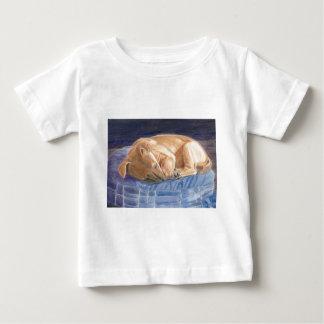 sleeping puppy baby T-Shirt