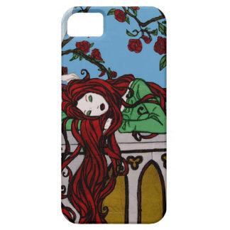 Sleeping Rapunzel iPhone SE/5/5s Case