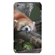 Sleeping Red Panda iTouch Case