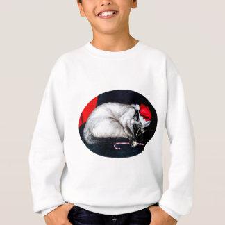 Sleeping Santa Claws Sweatshirt