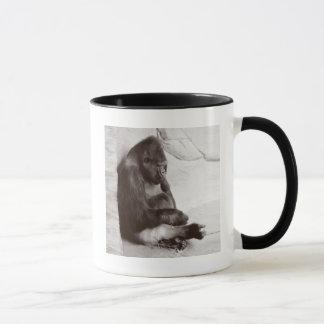 Sleeping Silverback Mug