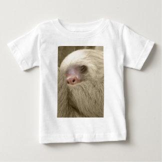 sleeping sloth baby T-Shirt