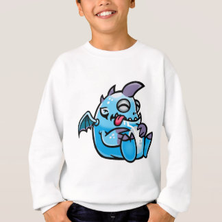 Sleeping space monsters sweatshirt
