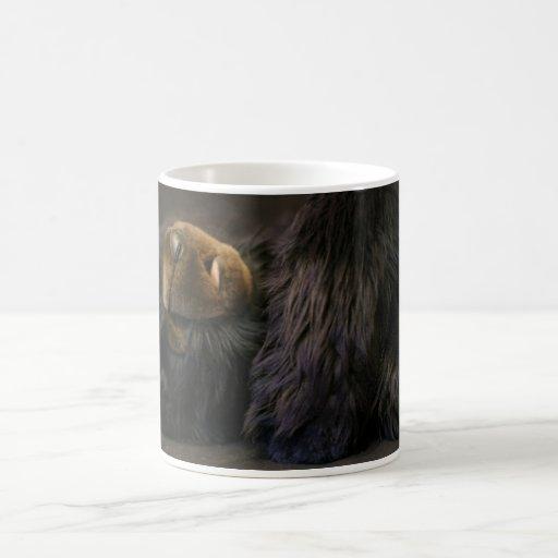Sleeping Teddy Bear Mug - Snozzing Bear