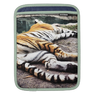 Sleeping Tiger iPad Sleeve