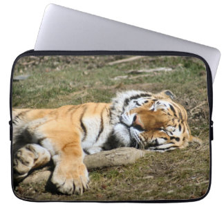 Sleeping Tiger Laptop Computer Sleeve