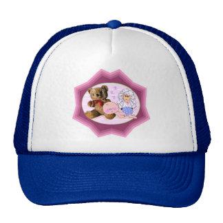 Sleeping Trucker Hat