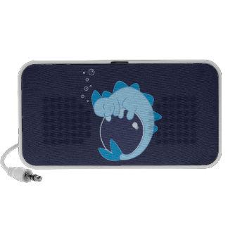 Sleeping Water Dragon Speakers