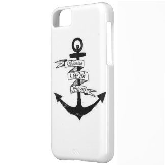 Sleeping with sirens anchor IPhone case